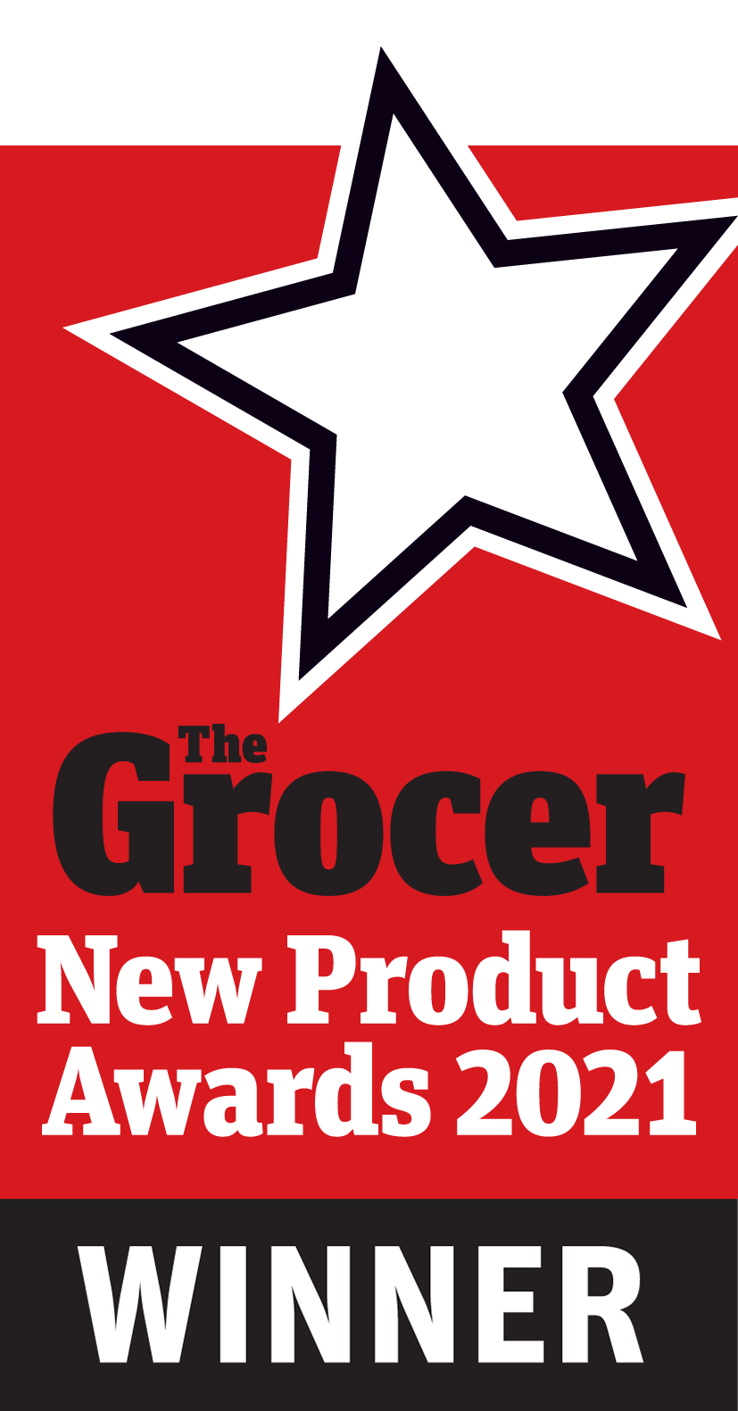 The Grocer New Products Awards 2021 Finalist