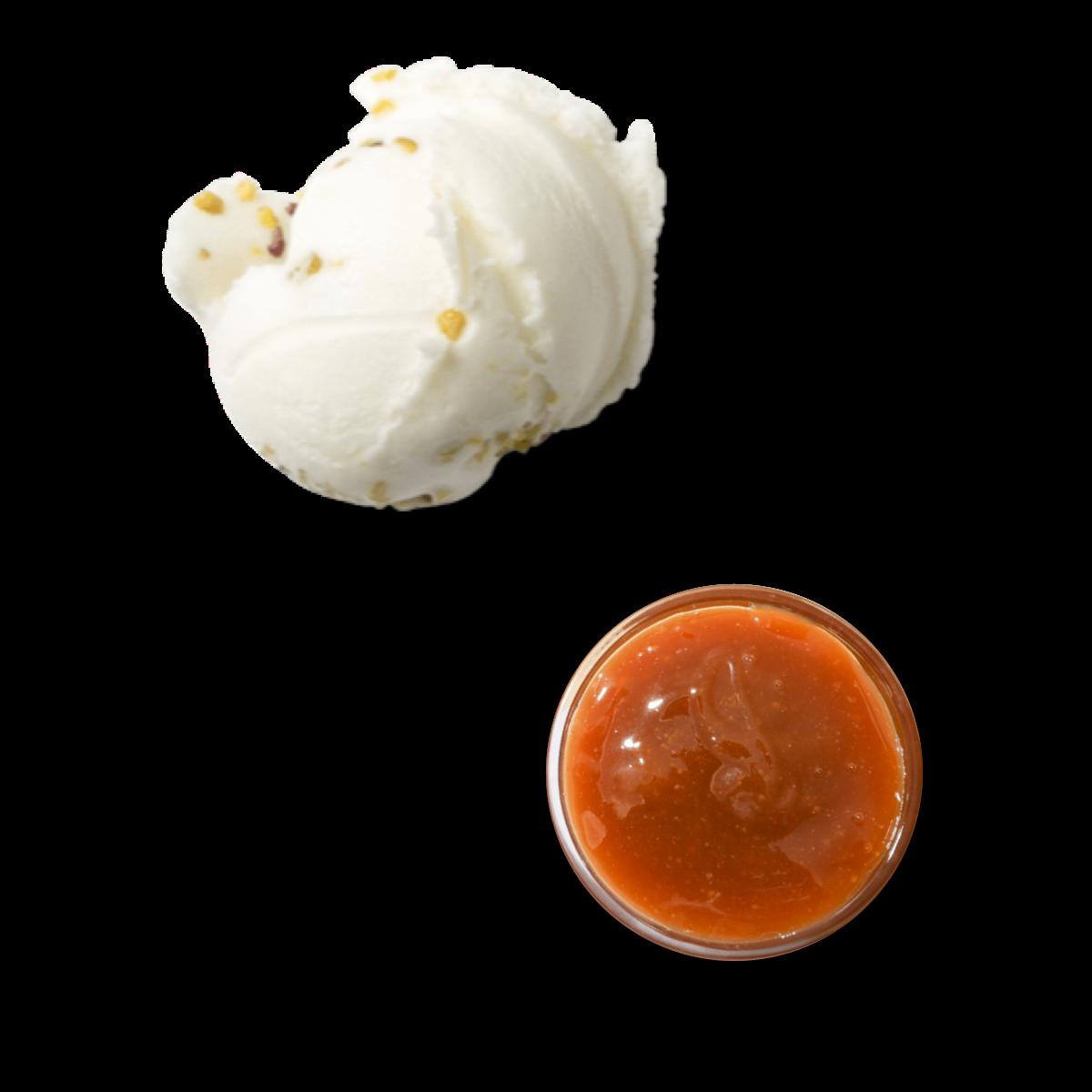 left ingredients dessert range
